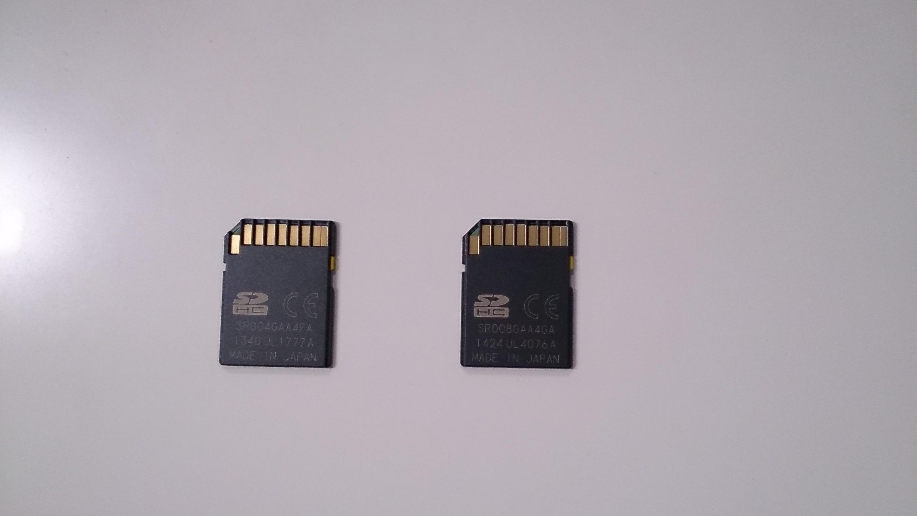 ドライブレコーダーなどに適したSDカード、それが産業用SDカード(2/2) その実体を解析した!貴重なMade in Japanだった