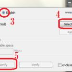 h2testwの使用方法:偽物(偽造)SDカードを調べる