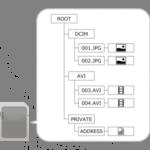 SD カードの構造